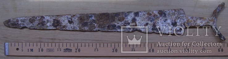 Скіфський чи сарматський меч, фото №2