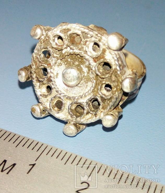 Перстень средневековый, фото №2