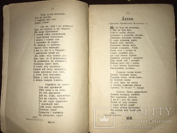 1911 Шевченко про Україну та Козацтво, фото №9