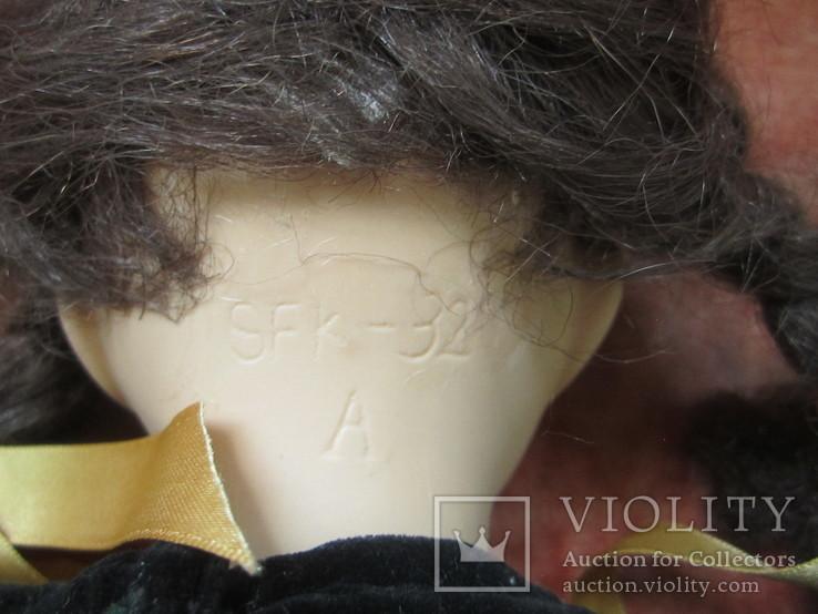 Кукла большая фарфоровая., фото №5