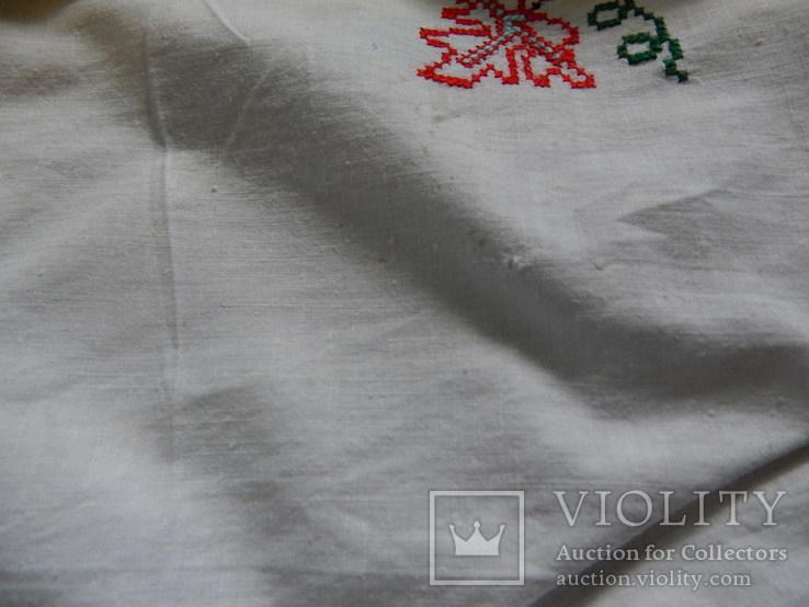 57. Полтавська сорочка вишита хрестиком, фото №10