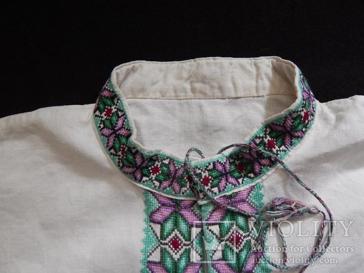 Сорочка вишита чоровіча, фото №3