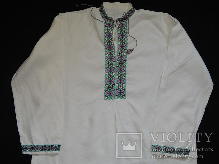 Сорочка вишита чоровіча, фото №7