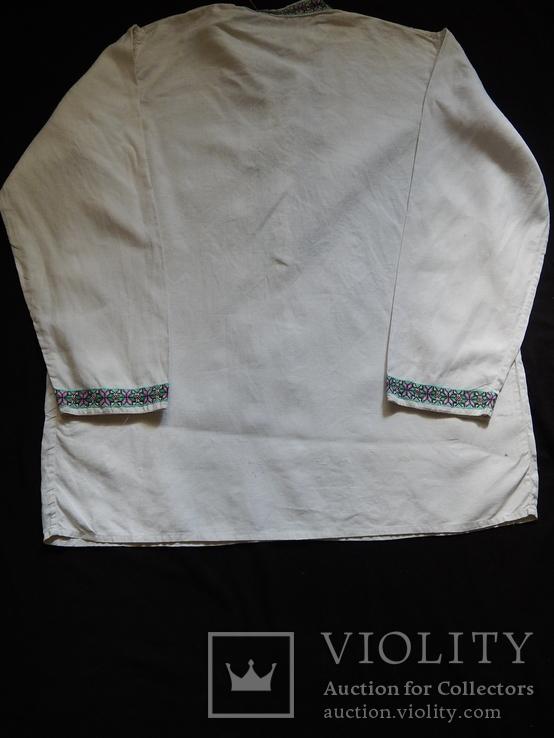 Сорочка вишита чоровіча, фото №9