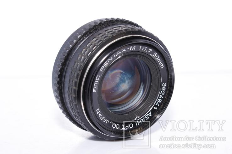 SMC Pentax-M 1:1.7 50mm, фото №5