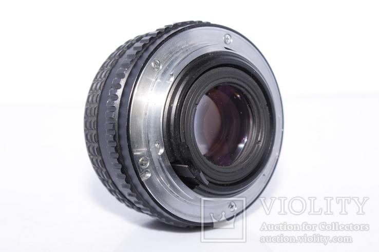 SMC Pentax-M 1:1.7 50mm, фото №7