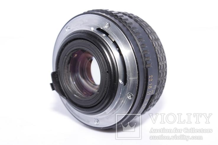 SMC Pentax-M 1:1.7 50mm, фото №8