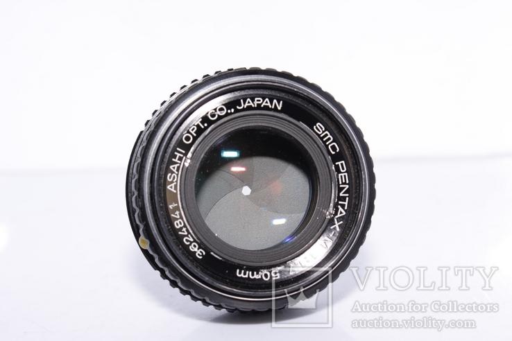 SMC Pentax-M 1:1.7 50mm, фото №10