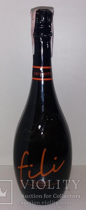 Вино игристое Fili Moscato Dolce, Италия, фото №2