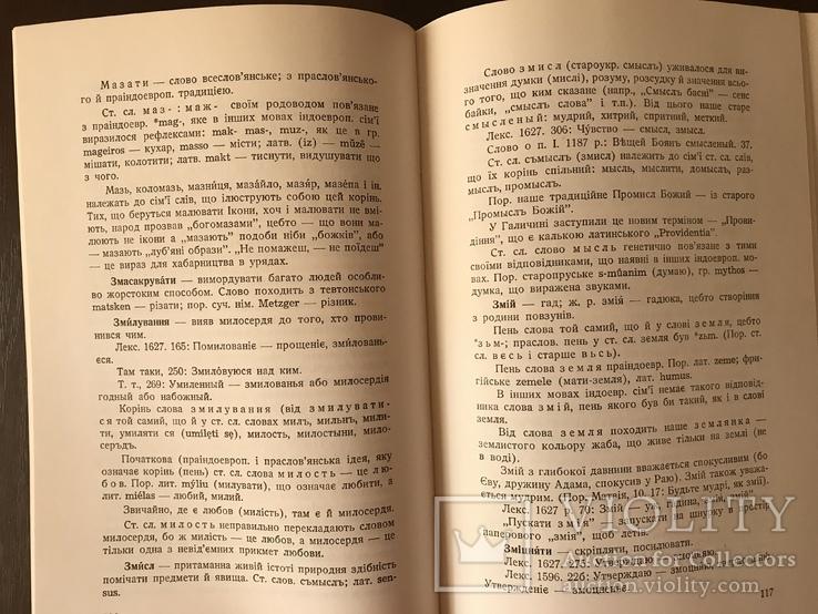 Етимологічно-Семантичний словник української мови, фото №9