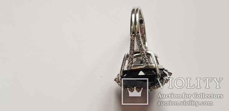 Набор 750 пробы с бриллиантами., фото №10