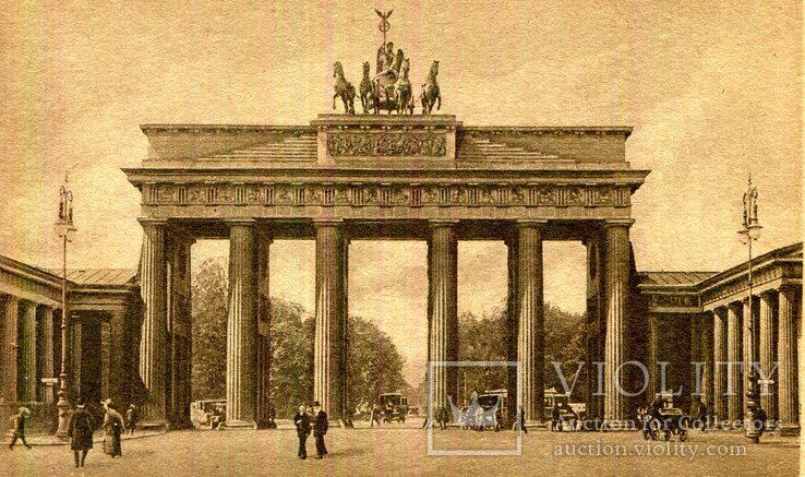 Бранденбургские ворота 1918г., фото №3