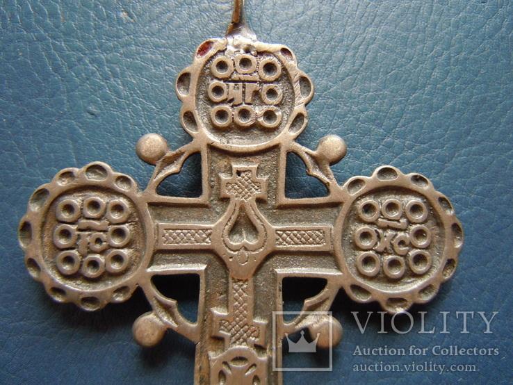 Серебряный крест № 1, фото №5