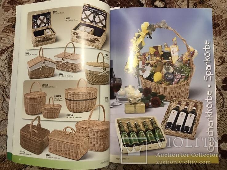 Каталог плетеных изделий, фото №5