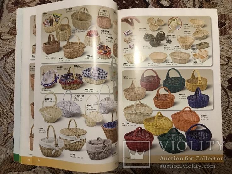 Каталог плетеных изделий, фото №6
