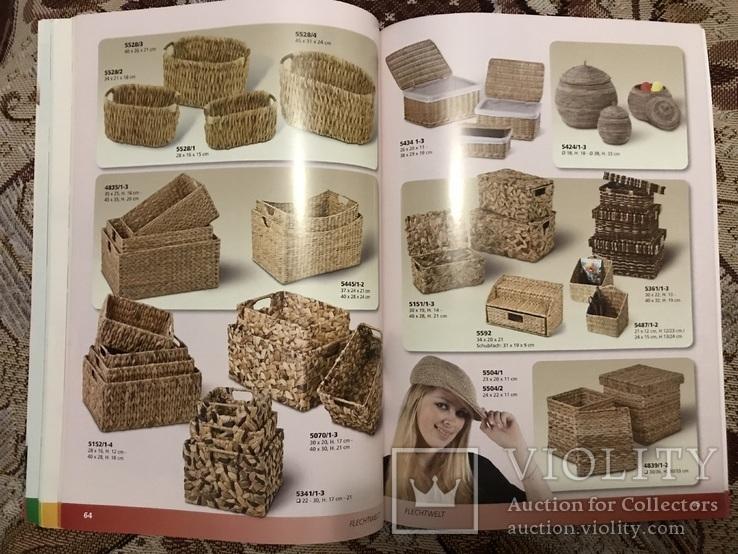 Каталог плетеных изделий, фото №9