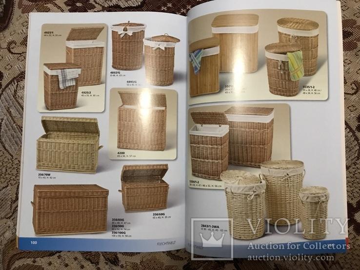 Каталог плетеных изделий, фото №11