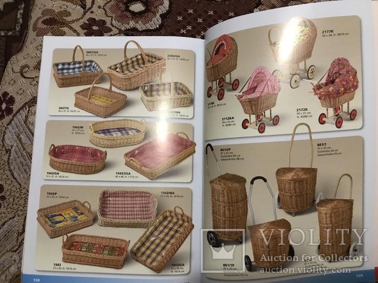 Каталог плетеных изделий, фото №12