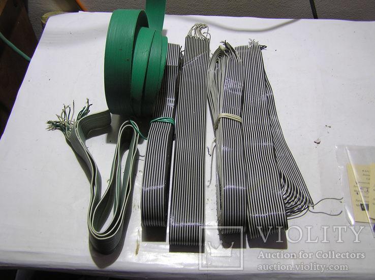 Провод монтажный /шлейф/. 0,94 кг., фото №3