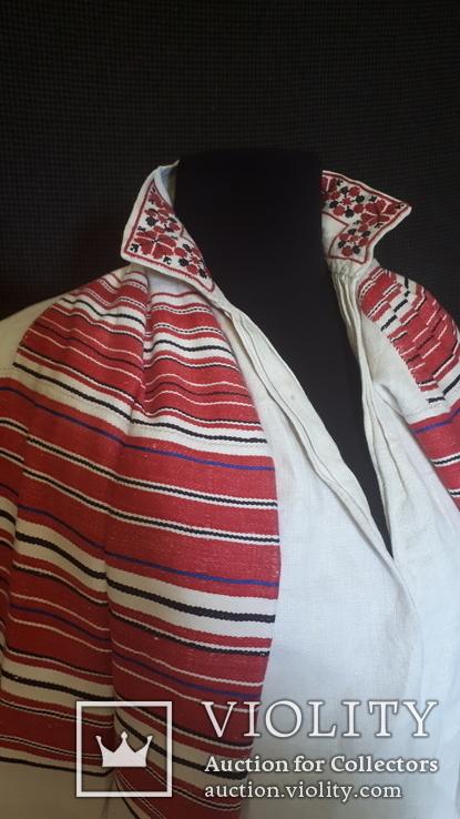 Сорочка полісся ткана Волинь