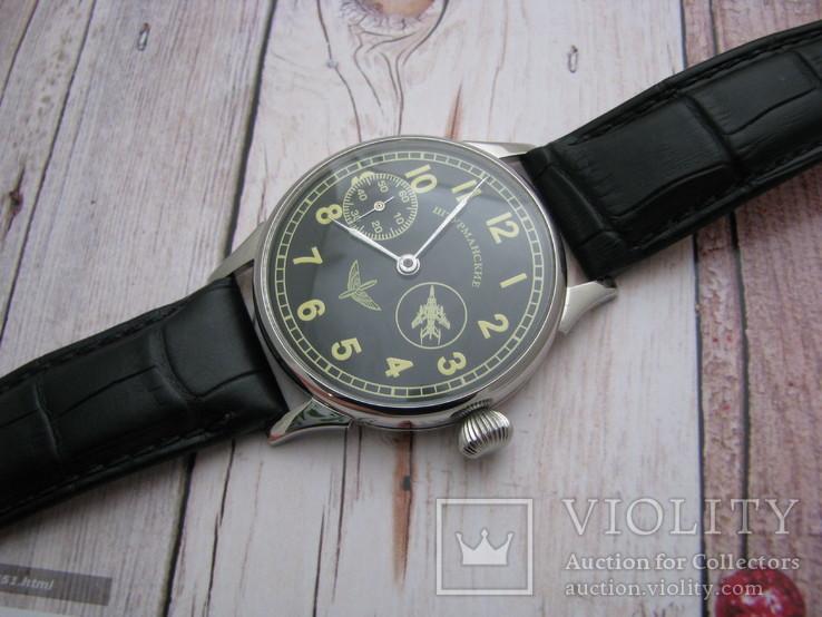 Часы наручные Молния Штурманские 3602, новый корпус, фото №3