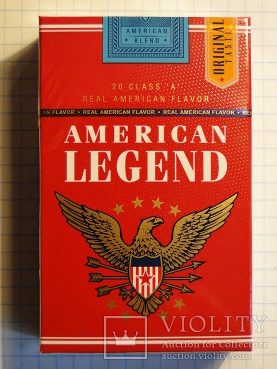 Купить сигареты американ легенд импортные сигареты в москве в розницу где купить