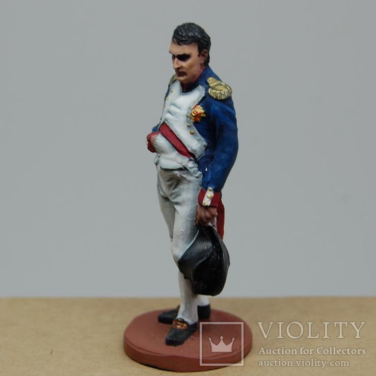 Наполеон. Олово, краска, фото №6