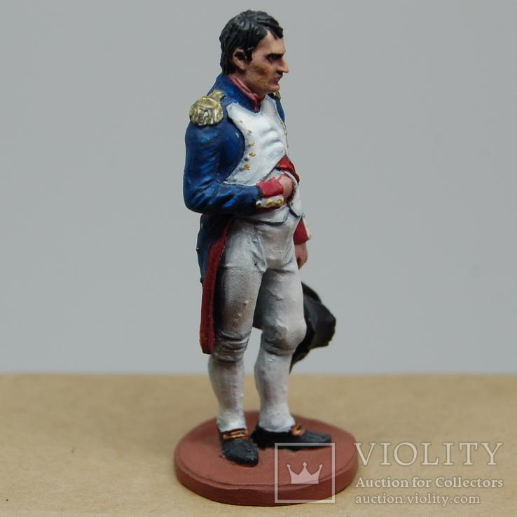 Наполеон. Олово, краска, фото №9