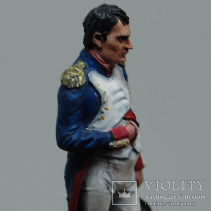 Наполеон. Олово, краска, фото №10