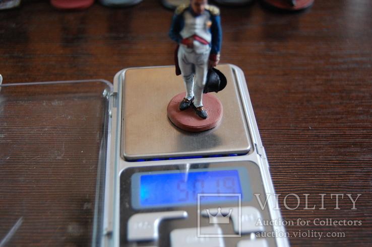 Наполеон. Олово, краска, фото №12
