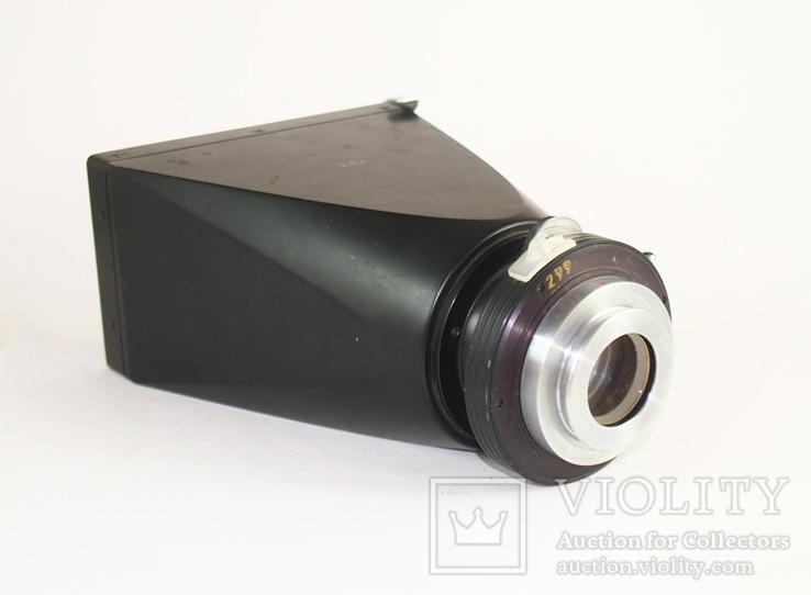 Насадка к микроскопу, объектив PRONTOR PRESS., фото №6