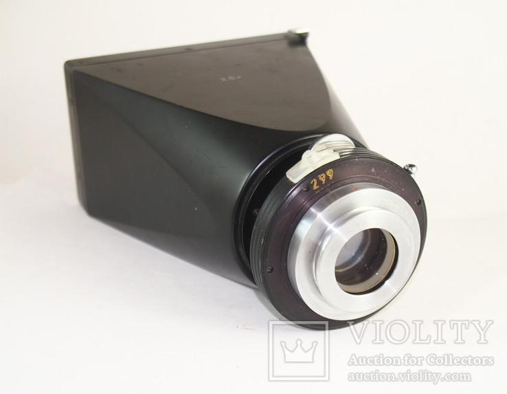 Насадка к микроскопу, объектив PRONTOR PRESS., фото №7