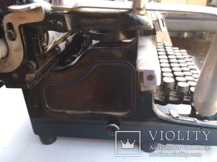 Механическая Печатная Машинка - Mercedes/Германя, фото №5