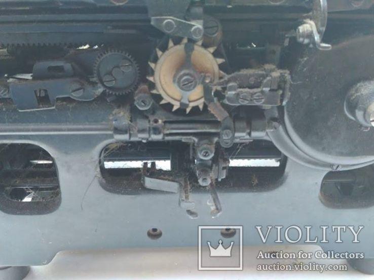 Механическая Печатная Машинка - Mercedes/Германя, фото №8
