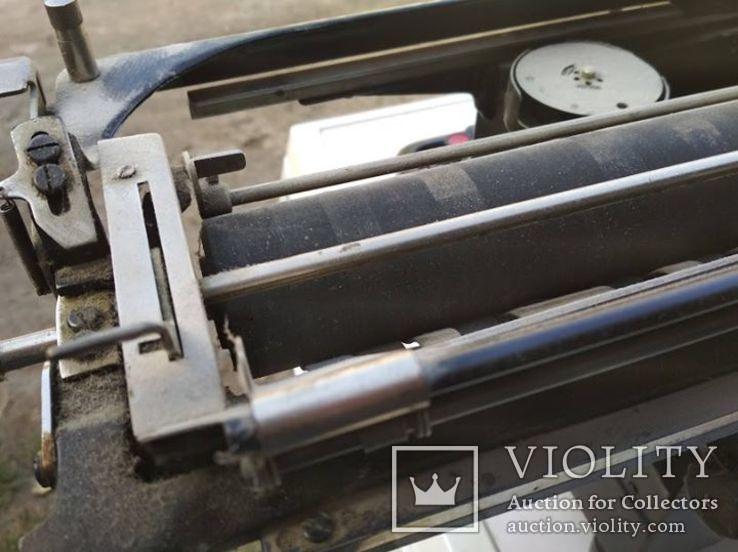 Механическая Печатная Машинка - Mercedes/Германя, фото №12