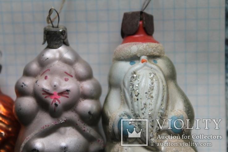 Елочные игрушки одним лотом, фото №5