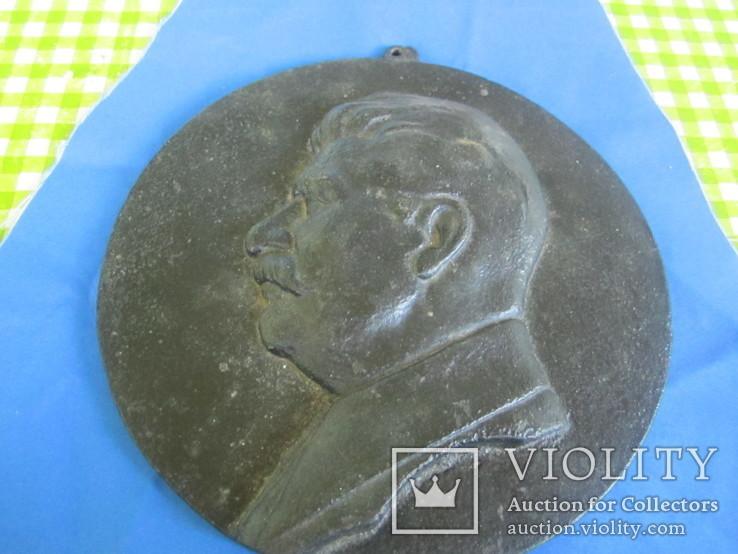 Барельеф Сталин, фото №3