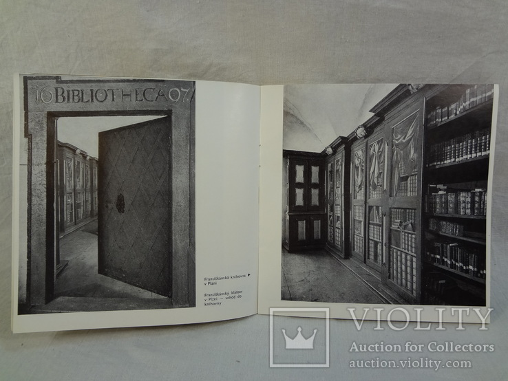 Брошюрка Historické knihovny, 1976 г, фото №7
