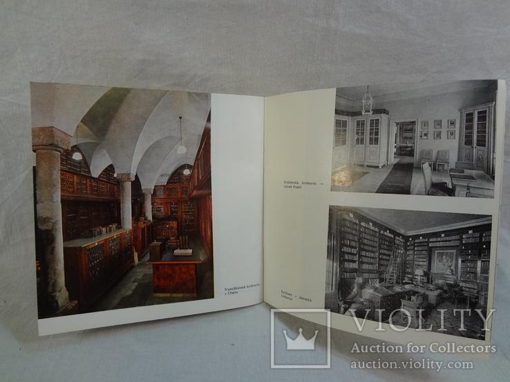Брошюрка Historické knihovny, 1976 г, фото №9