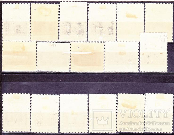 СССР 1940 ВСХВ MH, фото №3