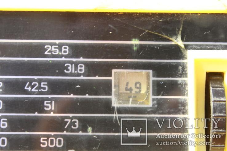 Транзисторный приемник VEF Spidola ВЭФ Спидола, фото №4
