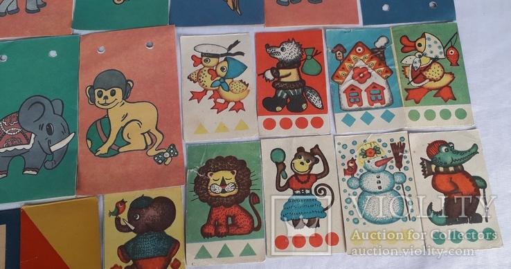 Бумажные елочные гирлянды СССР, фото №7