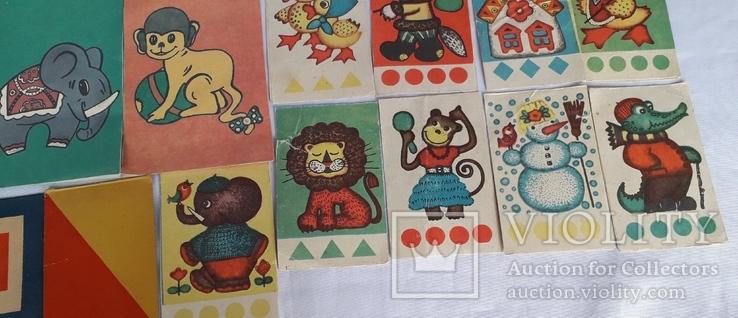 Бумажные елочные гирлянды СССР, фото №8