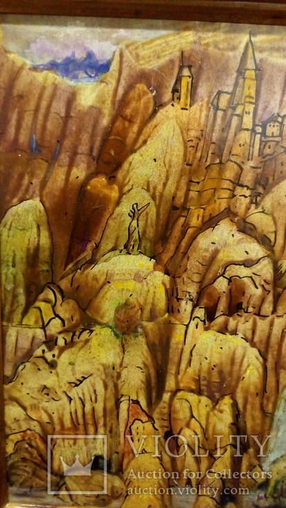 Фiгура серед скель., фото №5