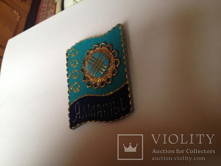 Магнит сувенир казахстан, фото №5