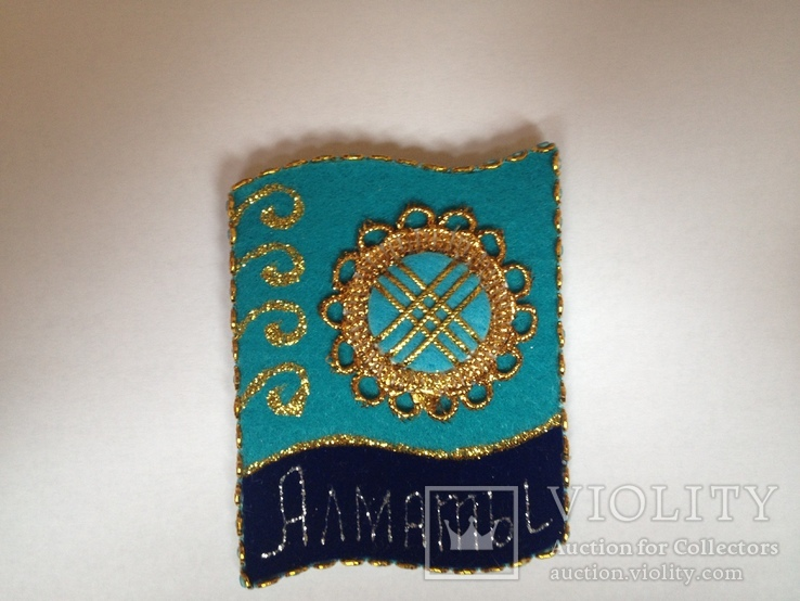 Магнит сувенир казахстан, фото №7