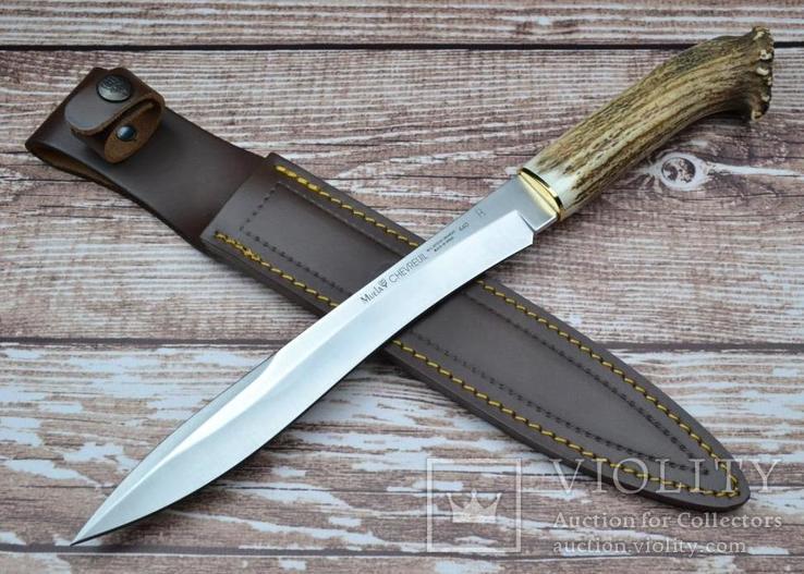 Нож Muela Chevreuil *Погоня*
