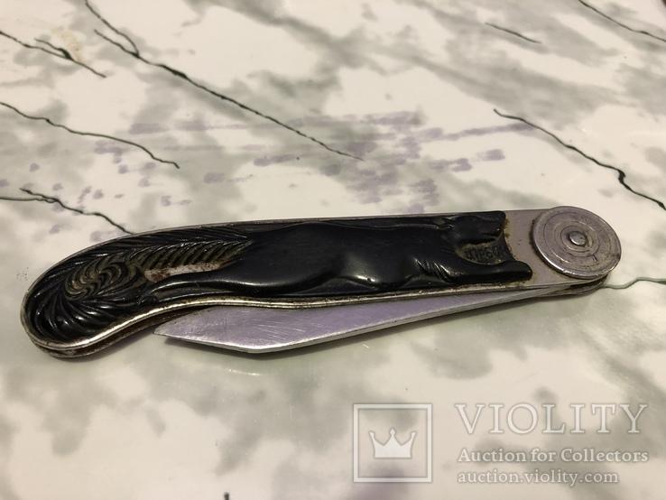Складной нож СССР (белка), фото №5