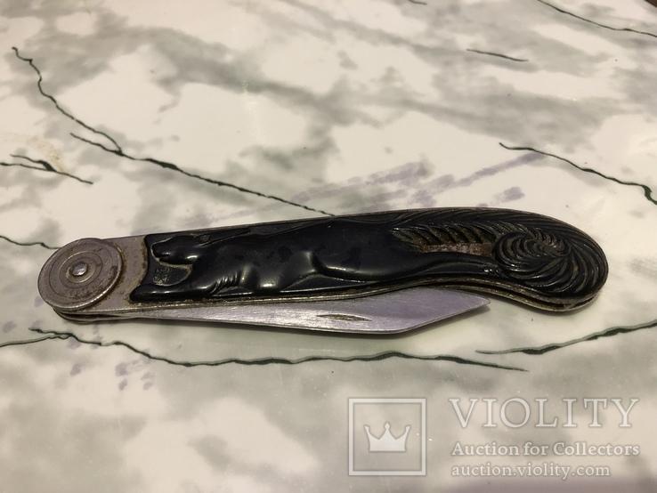 Складной нож СССР (белка), фото №2