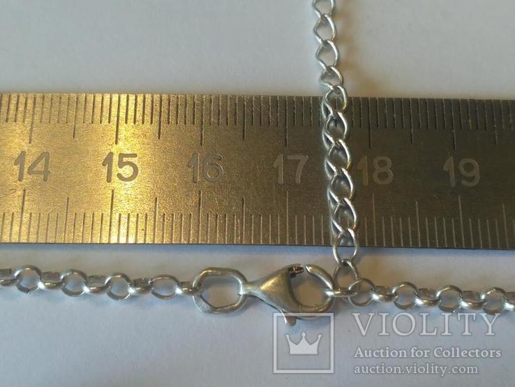 Колье серебро, фото №5